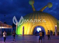 Şişme Turkcell Çadırı