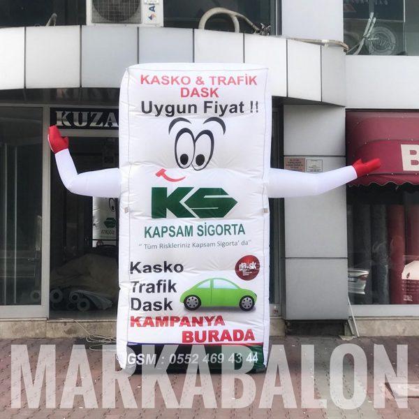 SİGORTACI GEL GEL BALONLARI