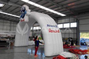 Şişme Yol Kemeri Modelleri ve Şişme Balon Tak
