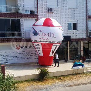 6metre yüseklik reklam balonları modelleri