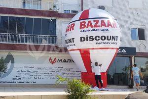 star balon şişme reklam ürünleri marka balon