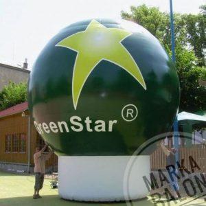 marka balon green star