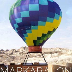 reklam balonu kapadokya