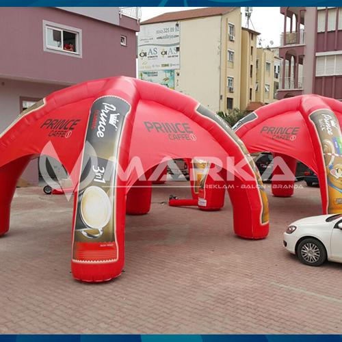 Şişme Çadır Modelleri ve Şişme Aktivite Çadırları