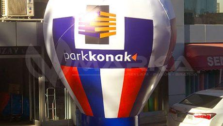 reklam balonu 6metre