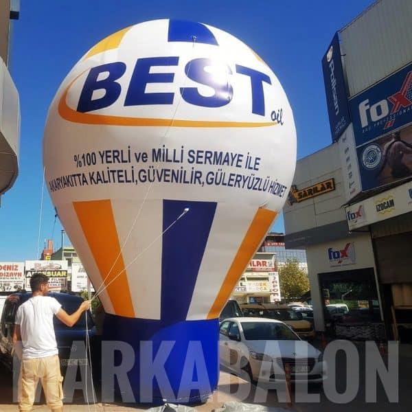 best oil reklam balonları
