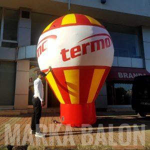 reklam balonu, reklam balonları, reklam balon, yer balonu