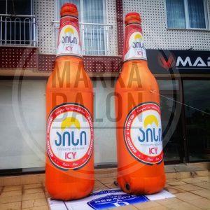 şişe reklam balonu gürcistan