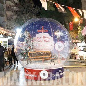 Burdur Belediyesi Kar Küresi