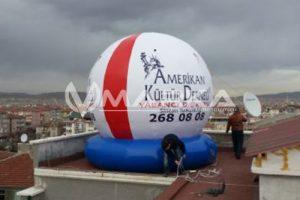 şişme reklam balonları