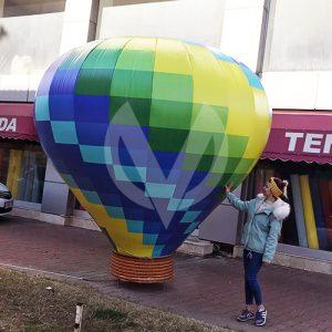 sıcak hava balon